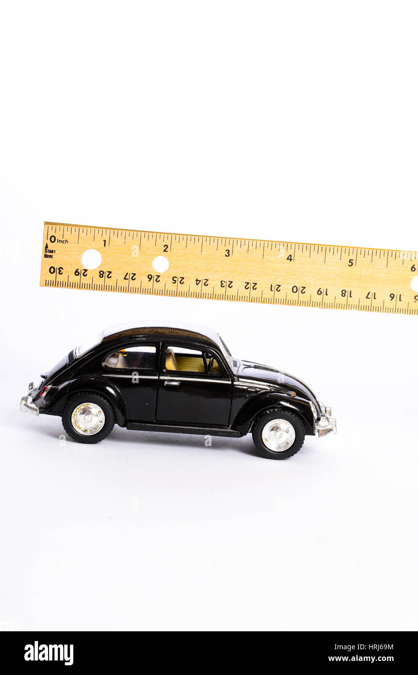 Measuring Length - Stock Image