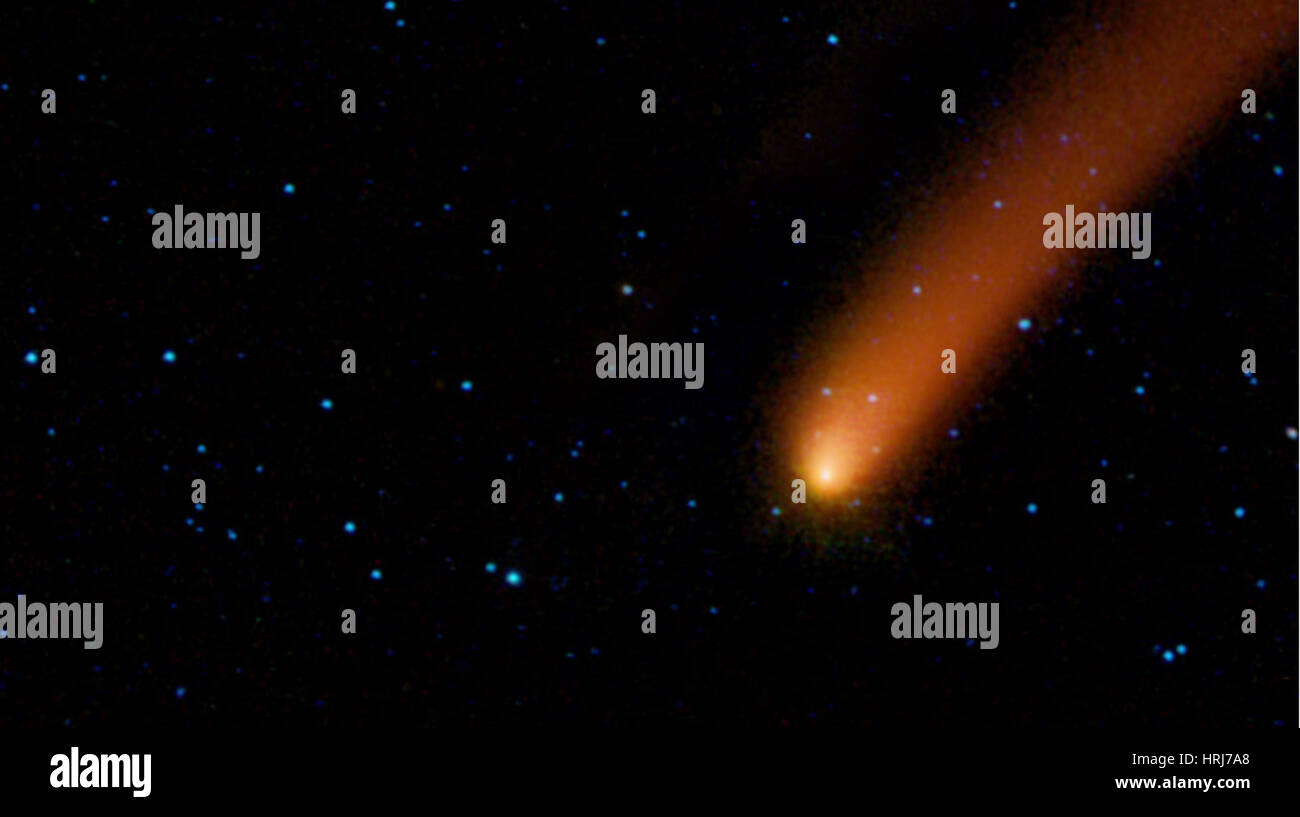 C/2007 Q3, Comet Siding Spring - Stock Image