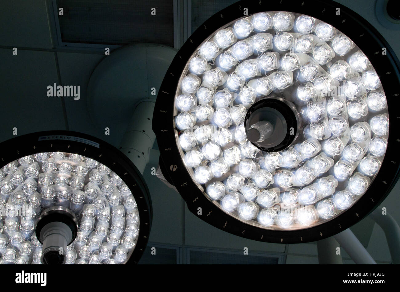 Surgical Lights Stock Photos & Surgical Lights Stock Images