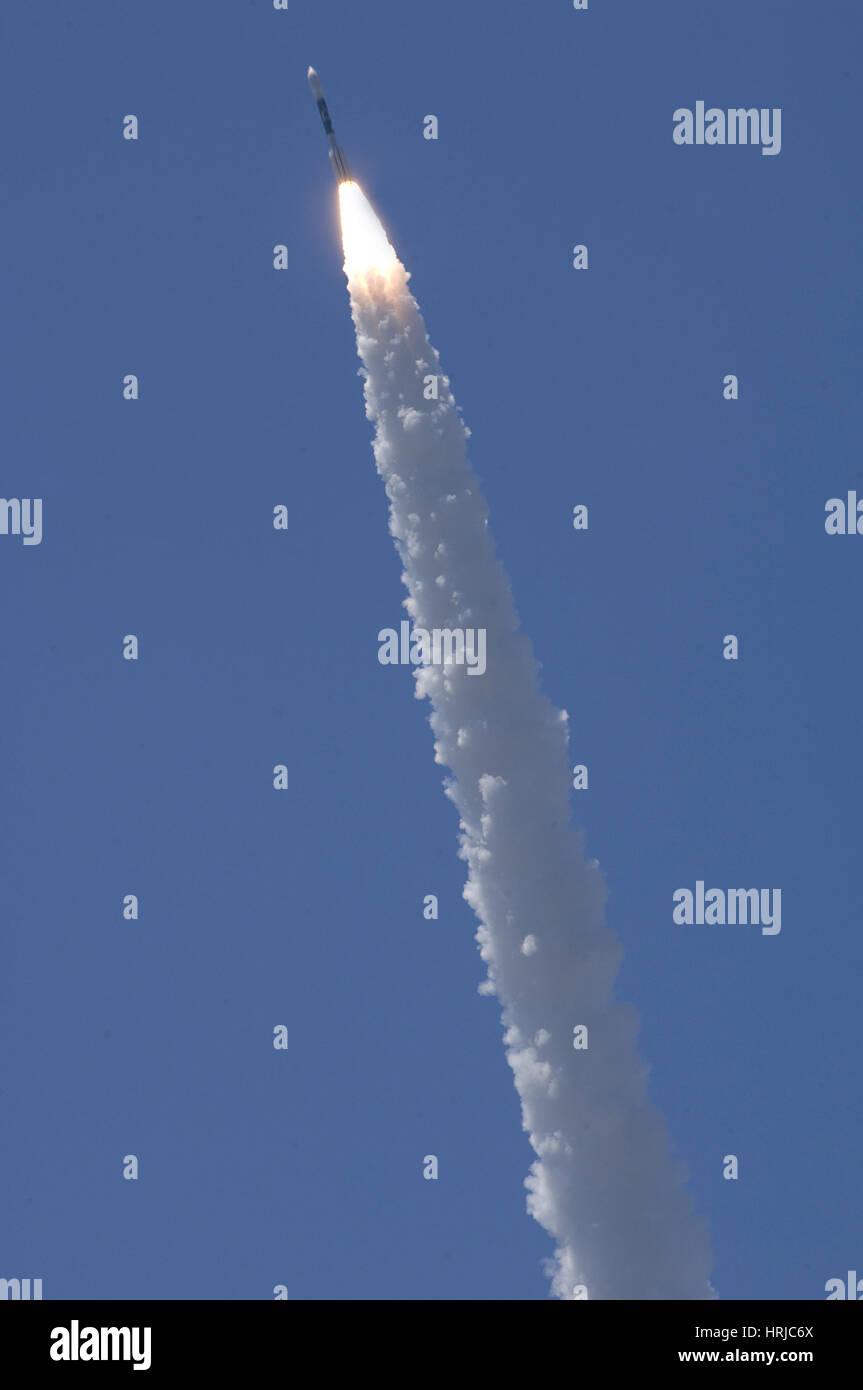 Delta II Rocket Launch - Stock Image