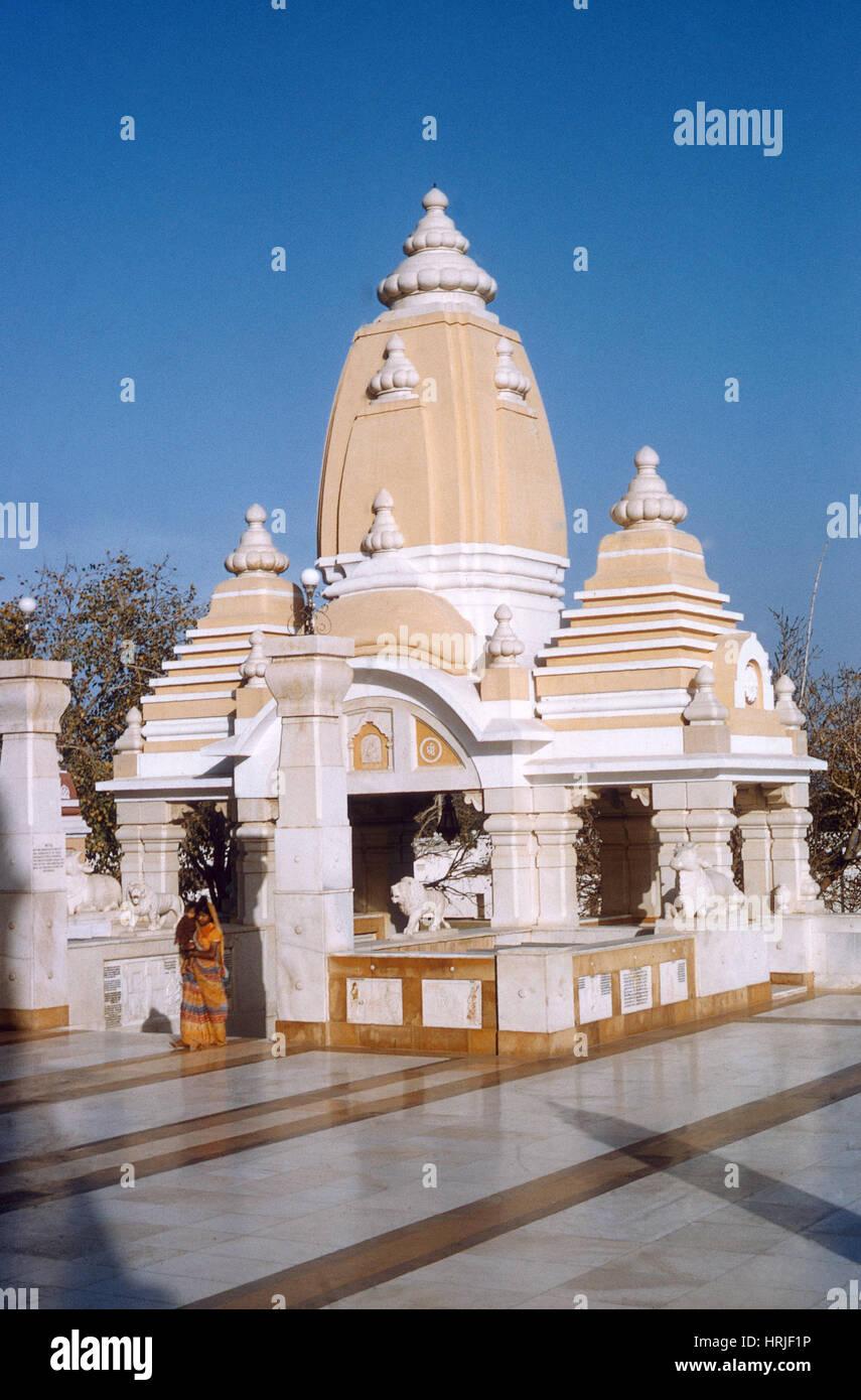 Krishna Temple - Stock Image