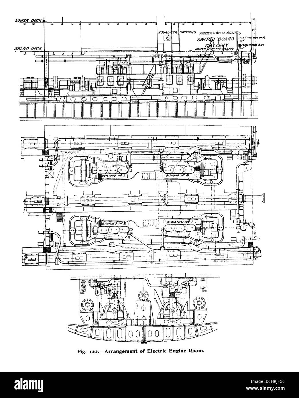 Titanic Ocean Liner Stock Photos Images 1911 Magazine Diagram Free Download Wiring Diagrams Pictures Electrical Machinery Image