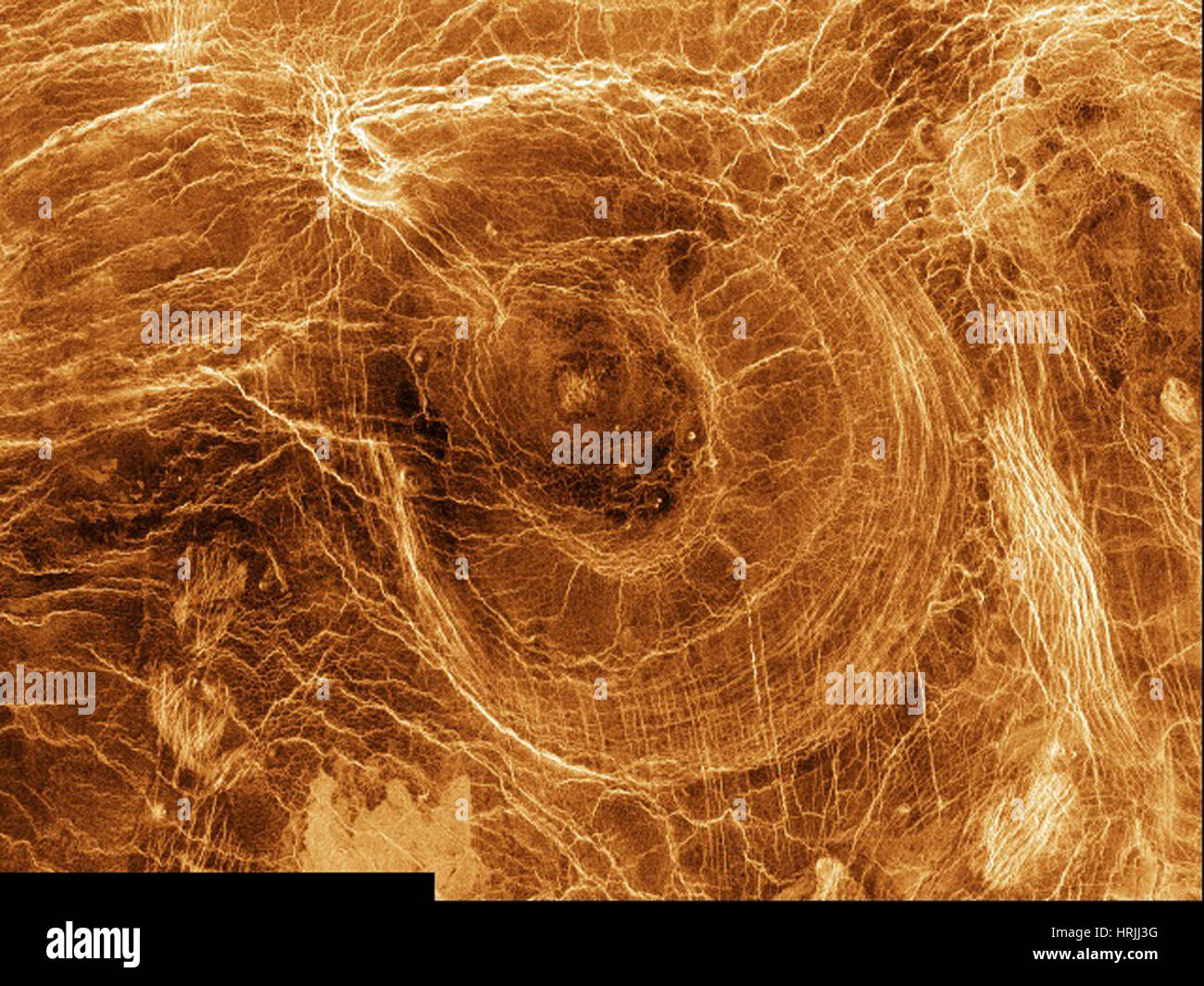 Venus Radar Mapper Stock Photos & Venus Radar Mapper Stock