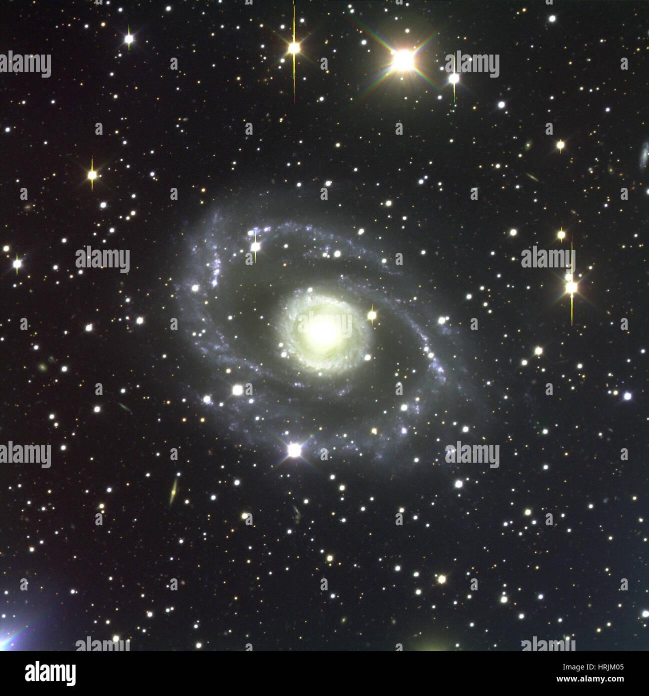 Spiral Galaxy, ESO 269-57 - Stock Image