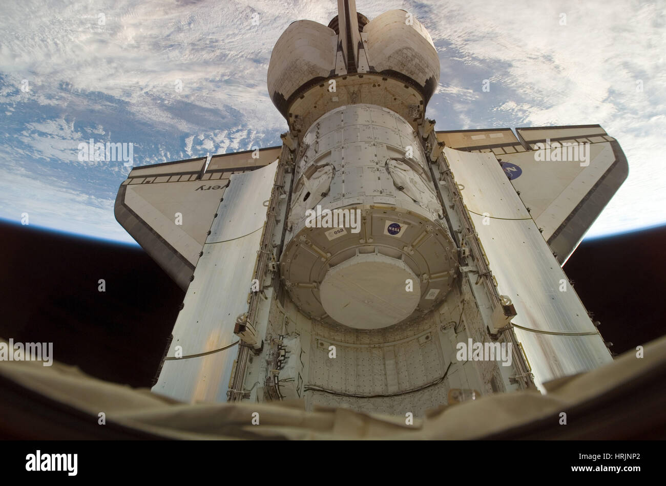 STS-120, ISS Harmony Node, 2007 - Stock Image
