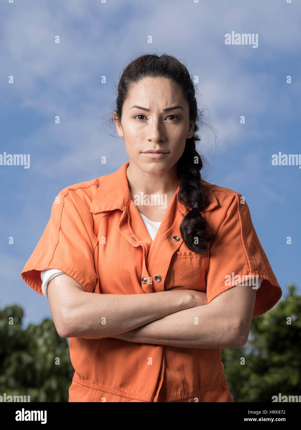 ebf779d059d2 Prison Uniform Stock Photos   Prison Uniform Stock Images - Alamy