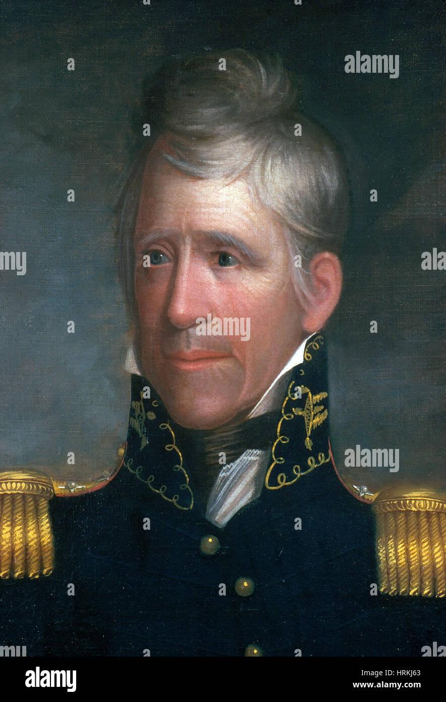 General Andrew Jackson - Stock Image