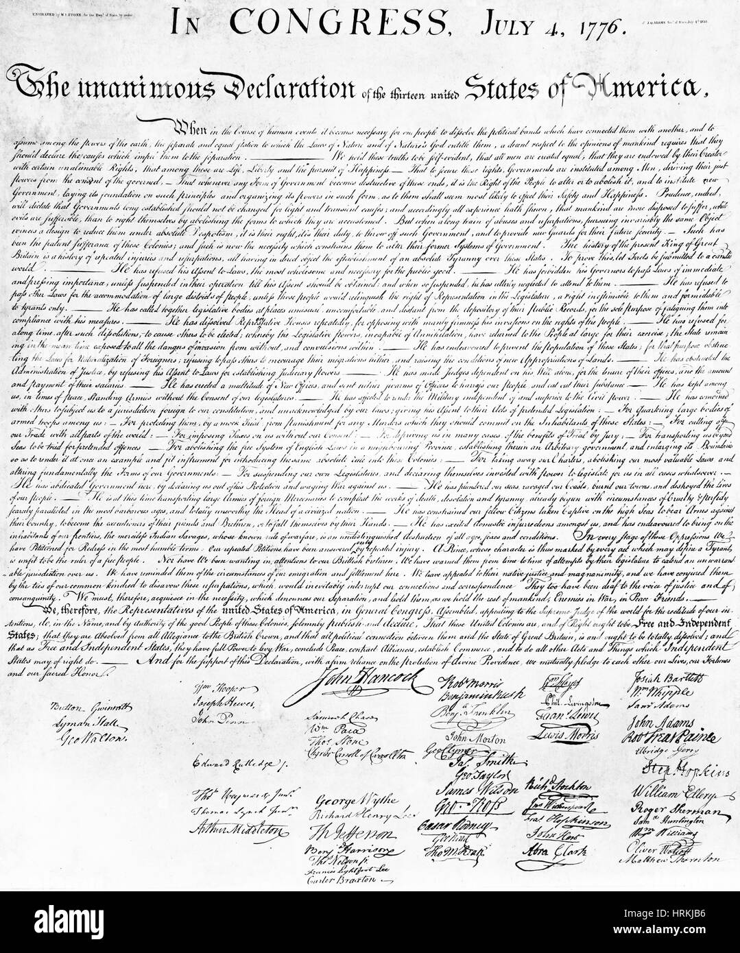 photo relating to Printable Declaration of Independence called Declaration Of Freedom Inventory Visuals Declaration Of