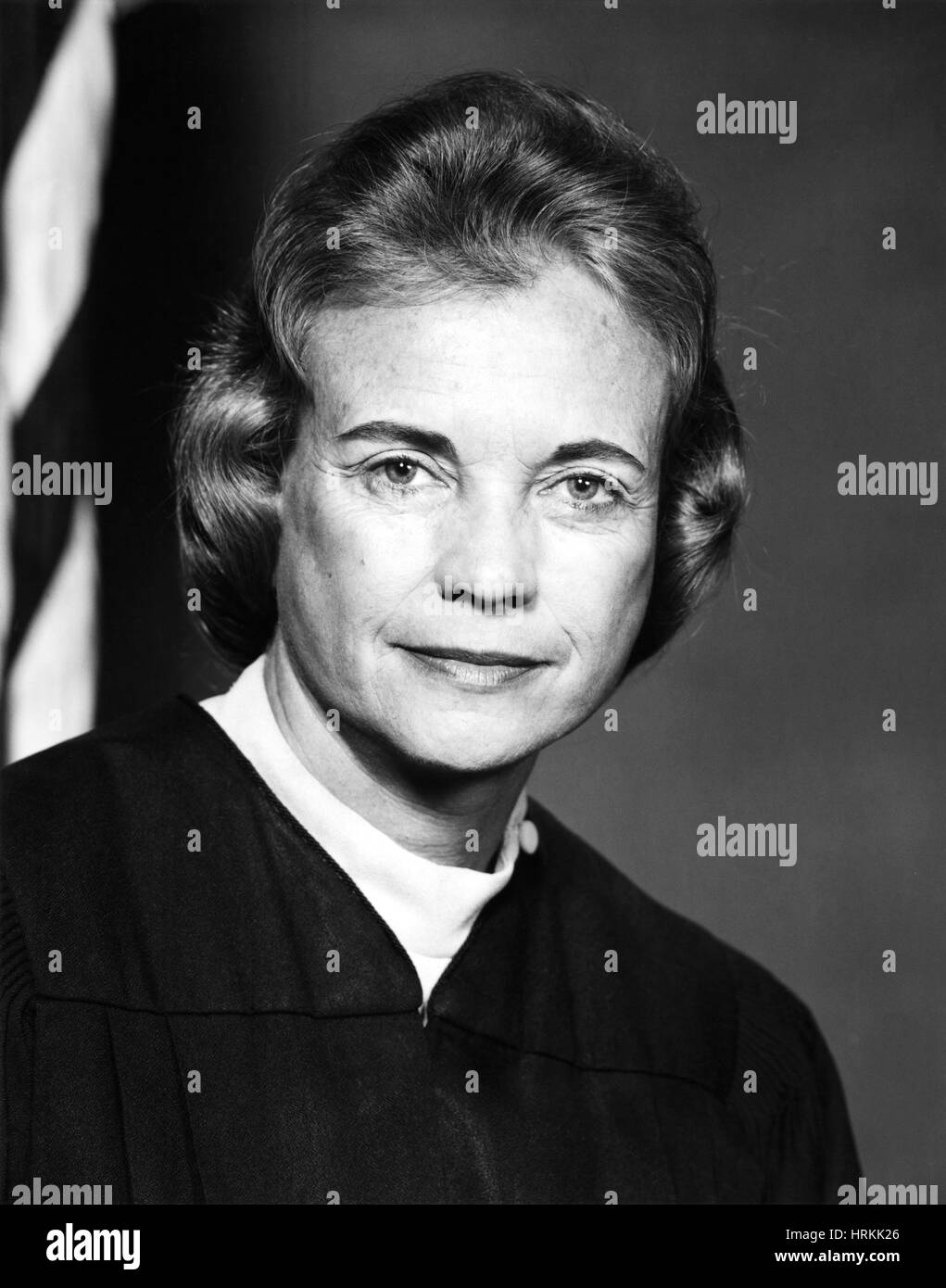 Sandra D. O'Connor, U.S. Supreme Court Justice - Stock Image
