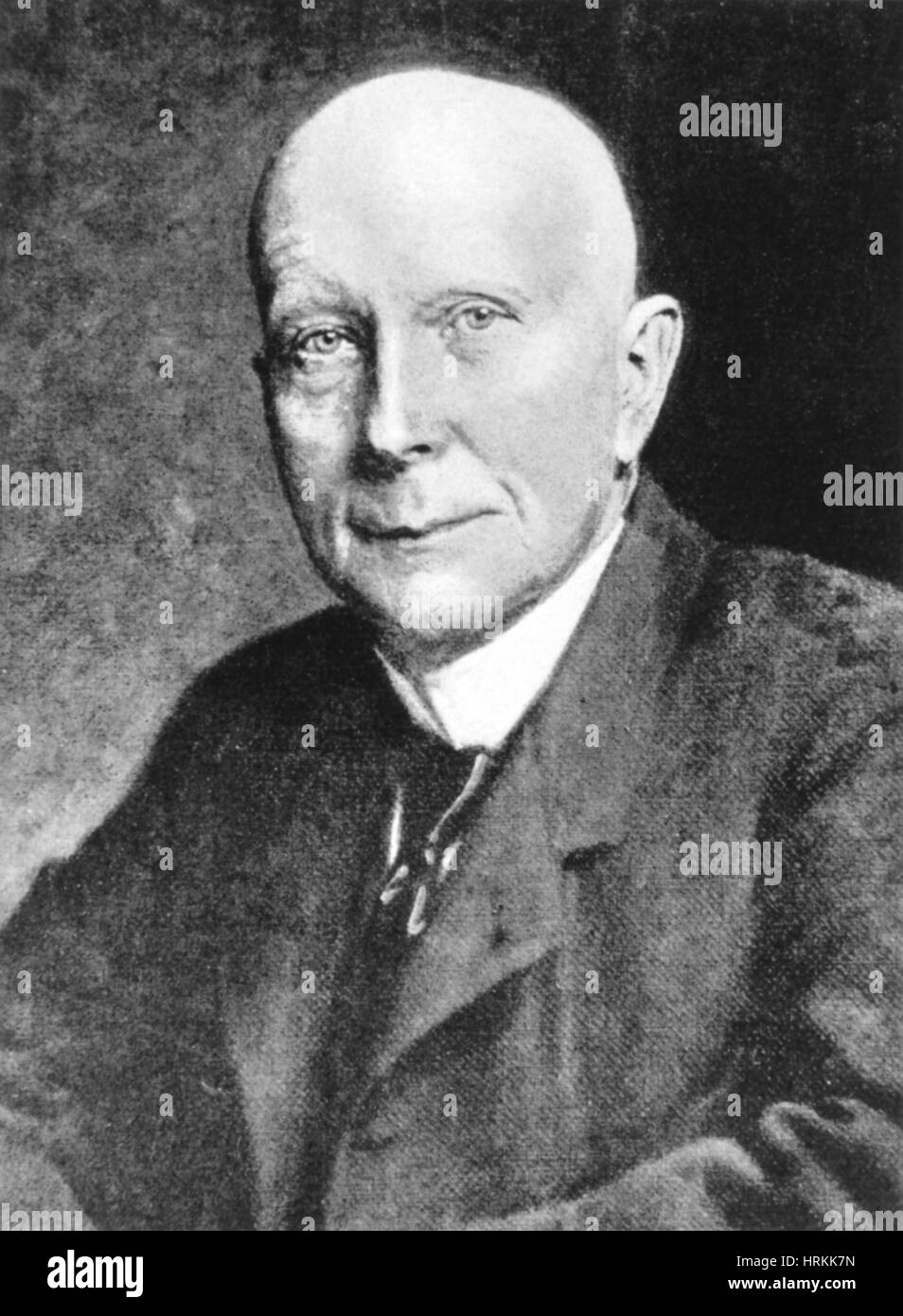 John D. Rockefeller, American Industrialist - Stock Image