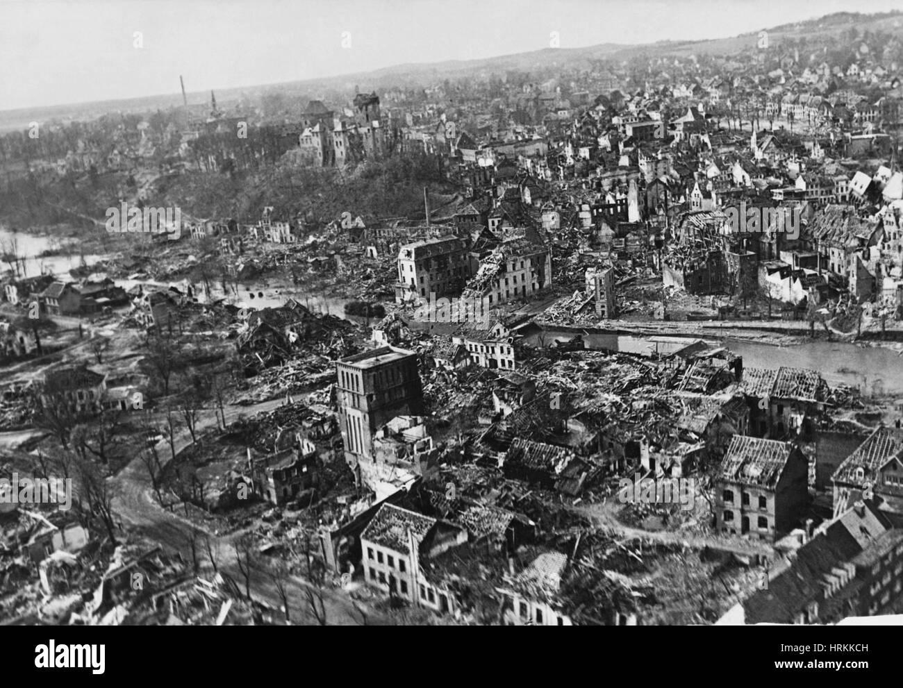 Germany, World War II - Stock Image