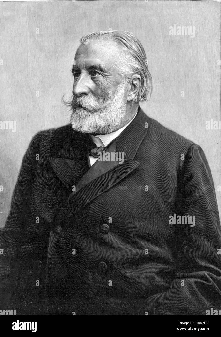 Ernst von Bergmann - Stock Image