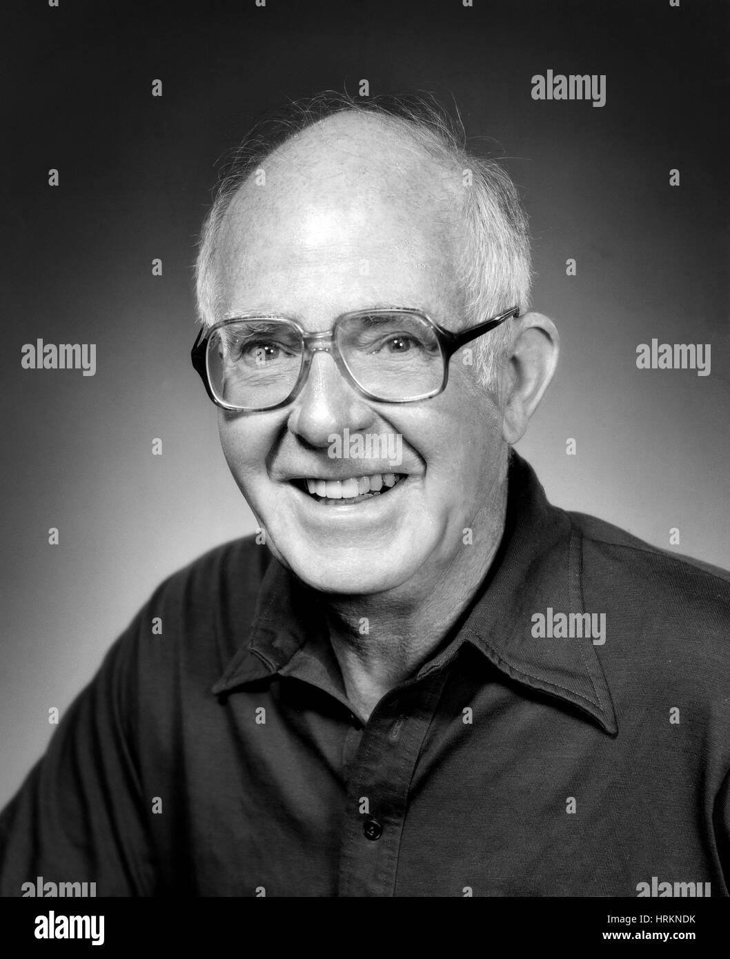 Raymond Davis, Jr., American Chemist - Stock Image