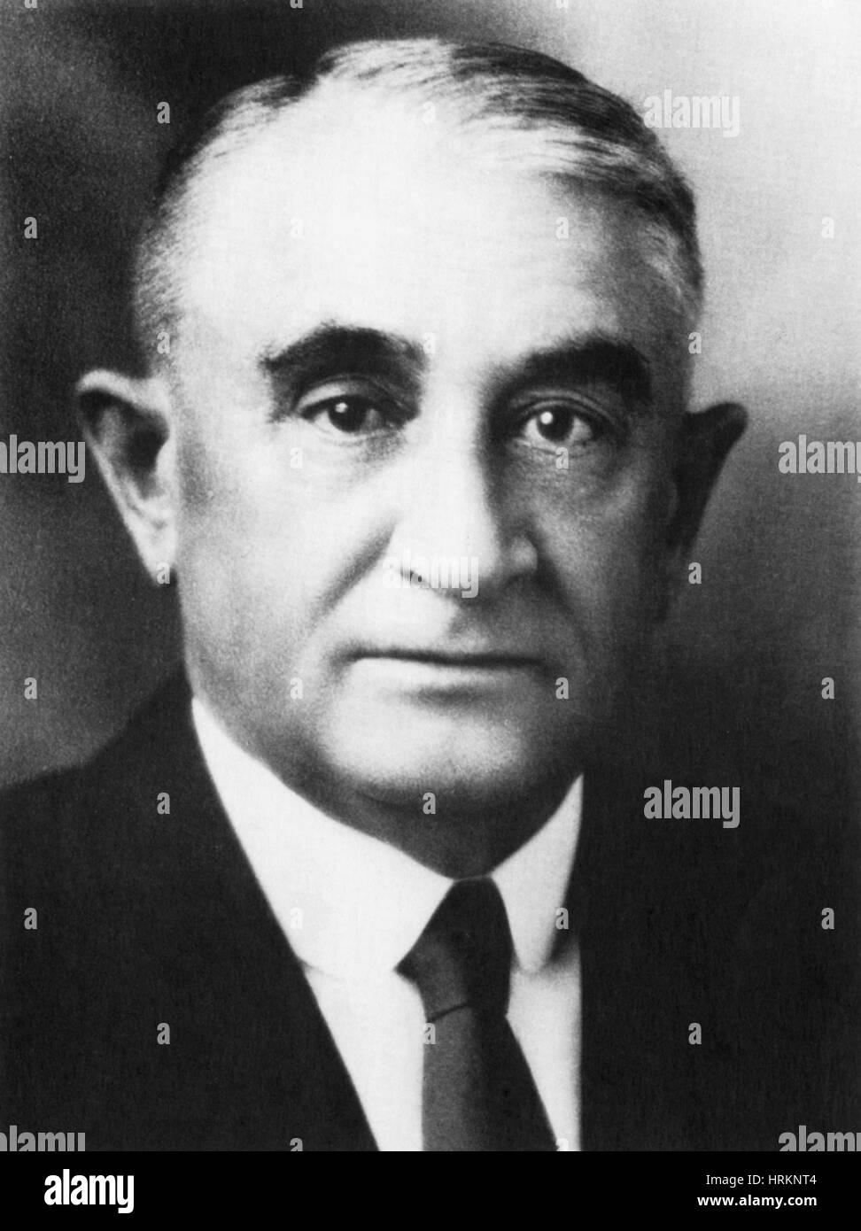 Charles Horace Mayo, American Surgeon - Stock Image