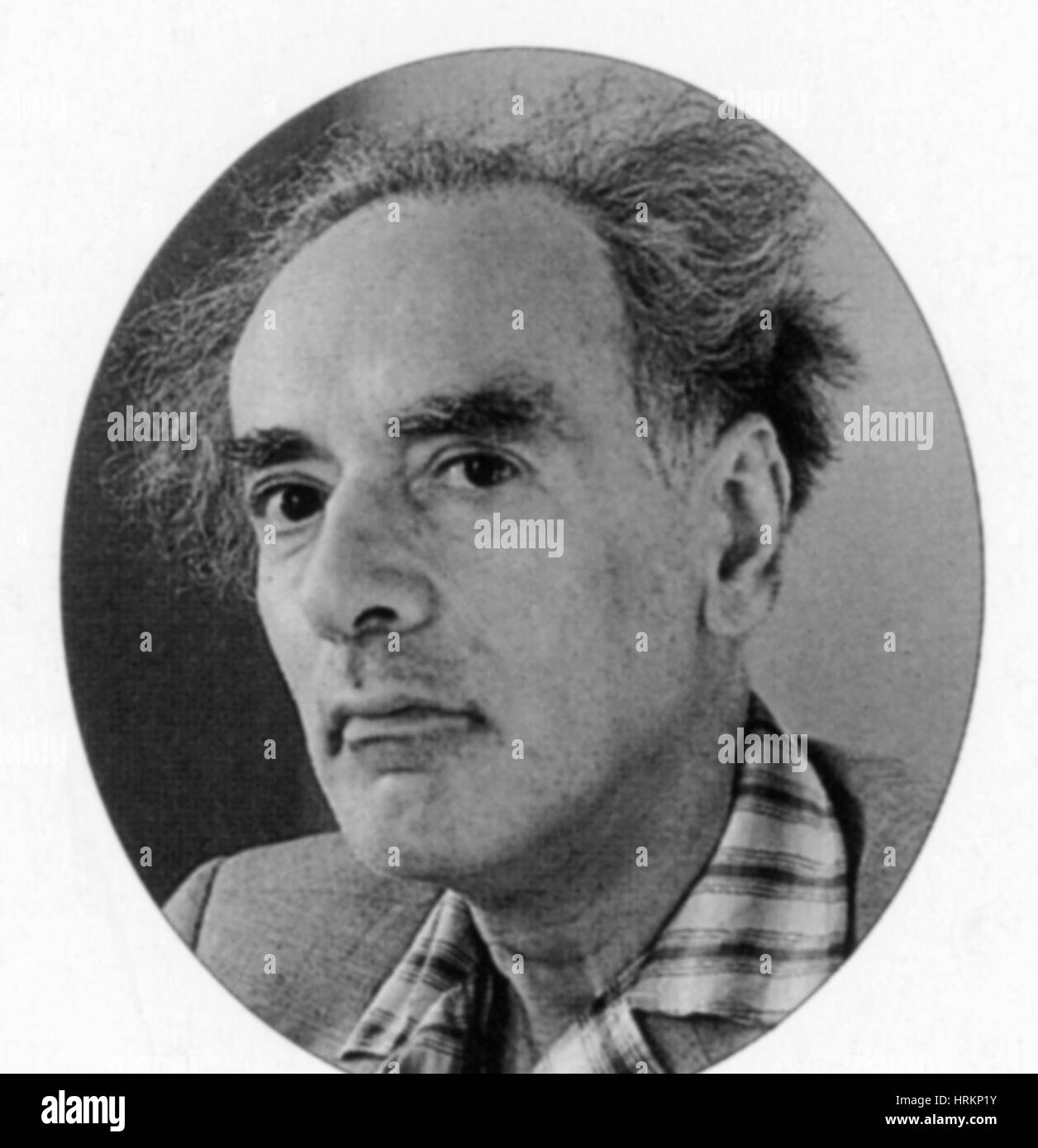 Lev Landau, Soviet Physicist - Stock Image