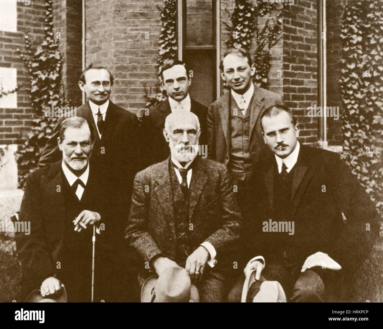 Psychoanalysts - Stock Image