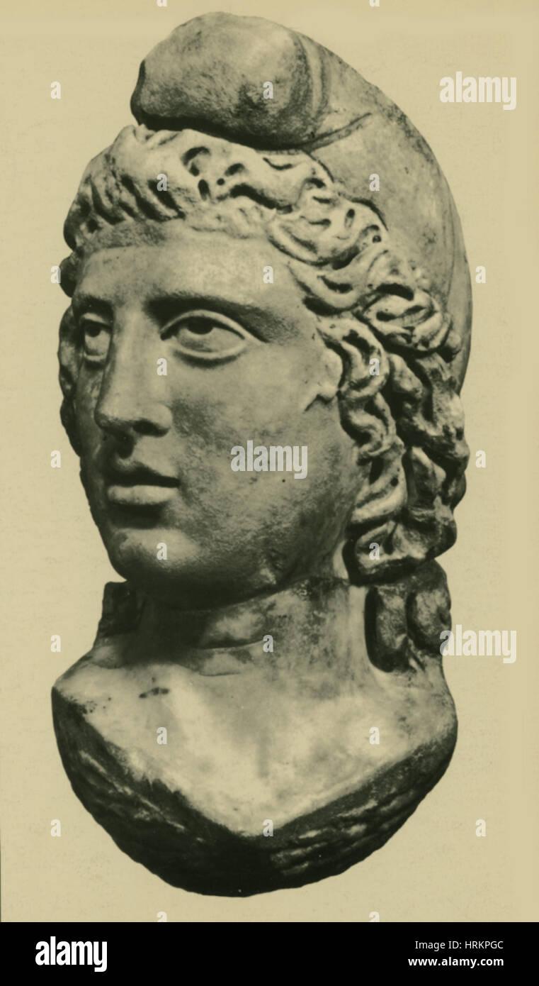 Mithras, Zoroastrian Divinity - Stock Image
