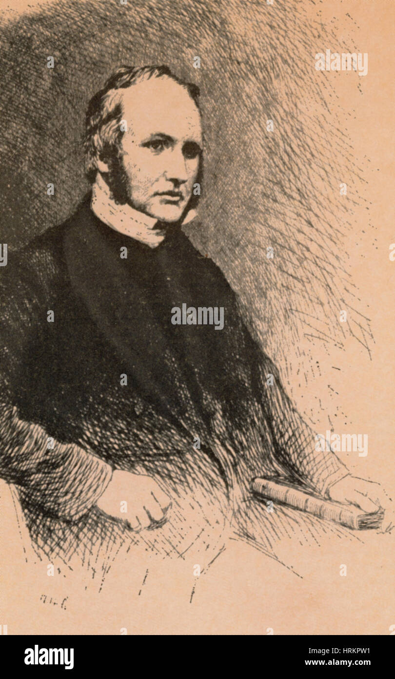 Alexander Wood, Scottish physician - Stock Image
