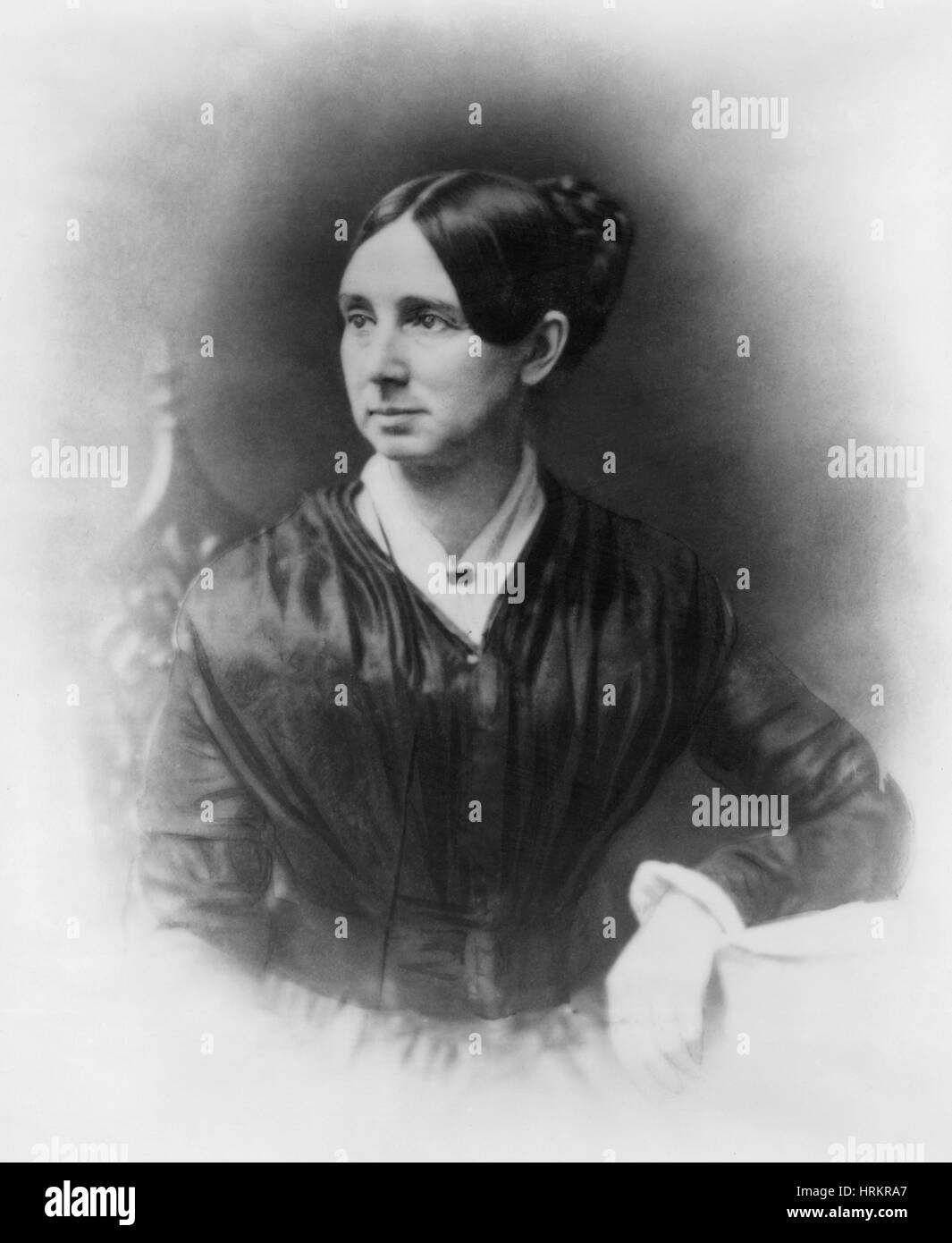 Dorothea Dix, American Reformer - Stock Image