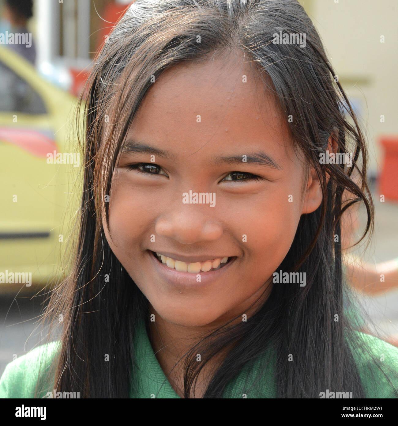 Children of Cambodia - Stock Image