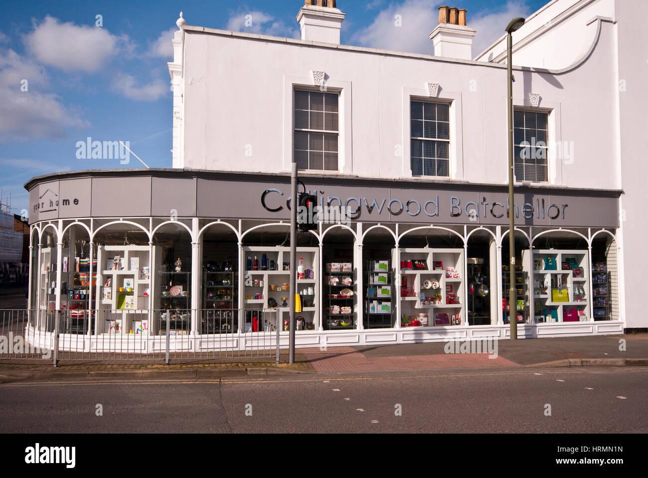 Exterior Outside Of Collingwood Batchellor Department Store Horley Surrey England UK Stock Photo