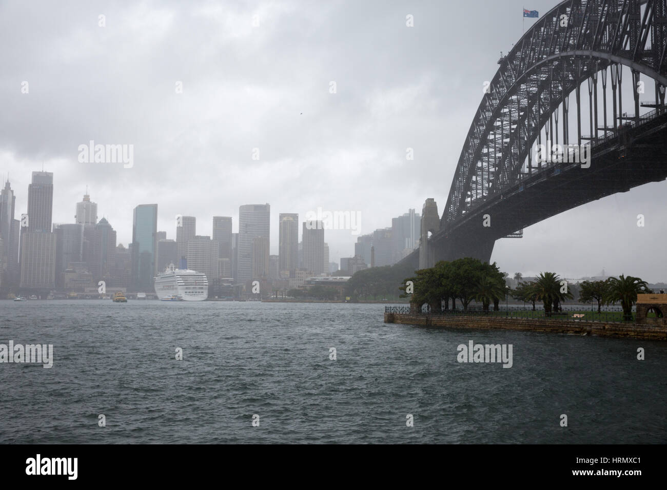 Sydney, Australia. 3rd March 2017. A week of heavy rain and thunderstorms continues over Sydney and parts of New South Wales, flash flooding is forecast across parts of the State this coming weekend. Credit: martin berry/Alamy Live News Stock Photo