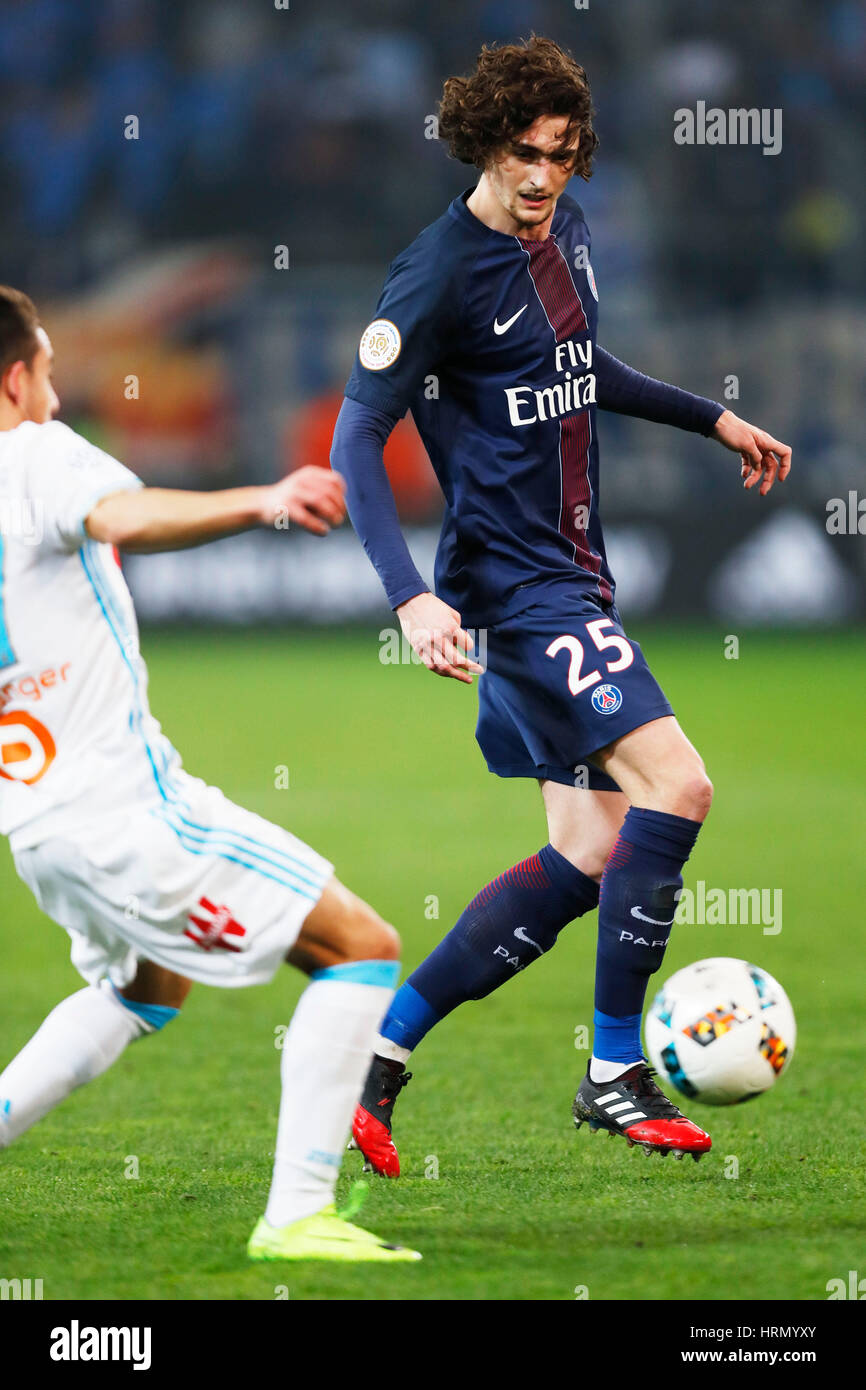 Adrien Rabiot High Resolution Stock Photography and Images - Alamy