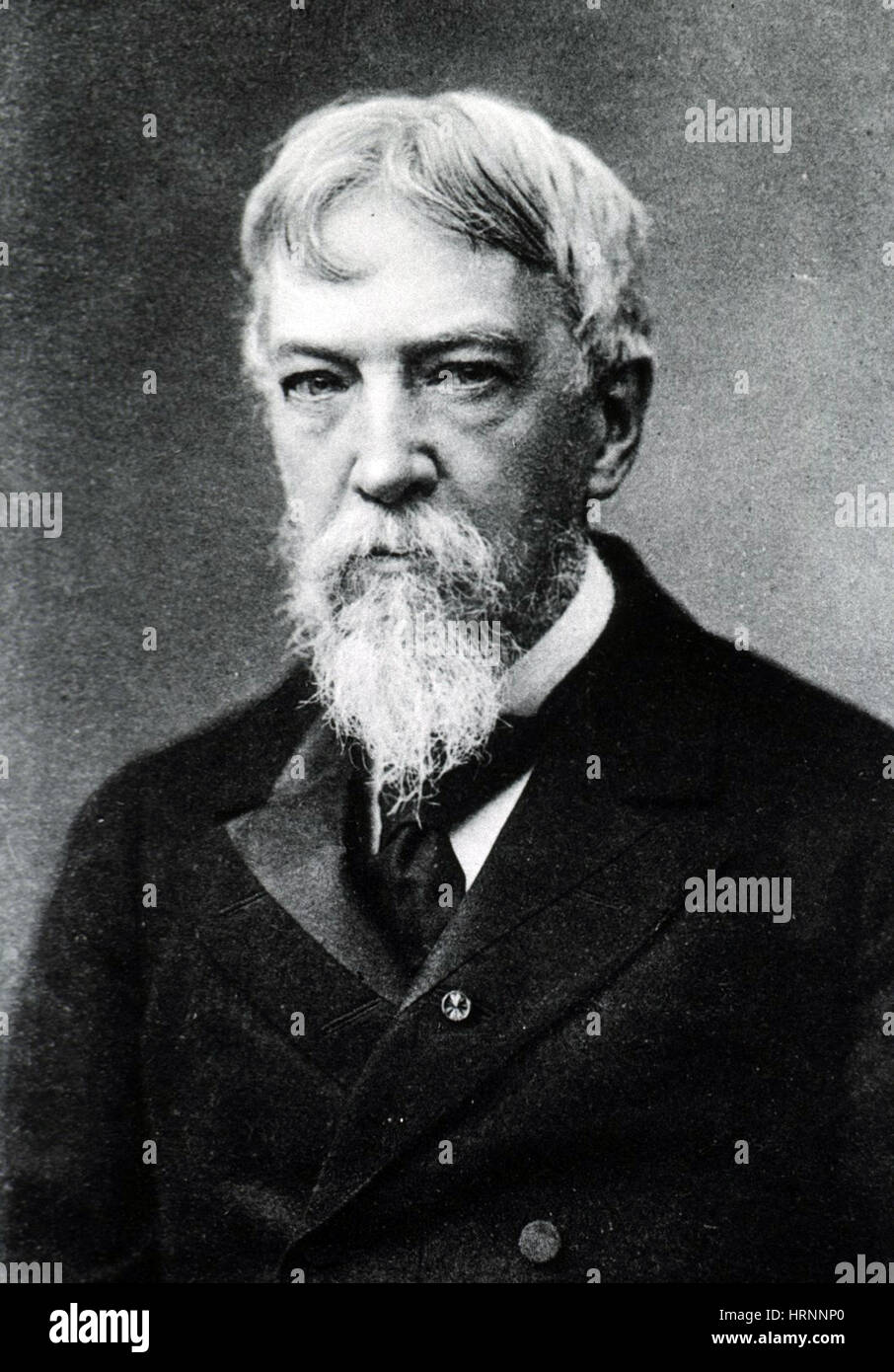 Silas Weir Mitchell, American Physician - Stock Image