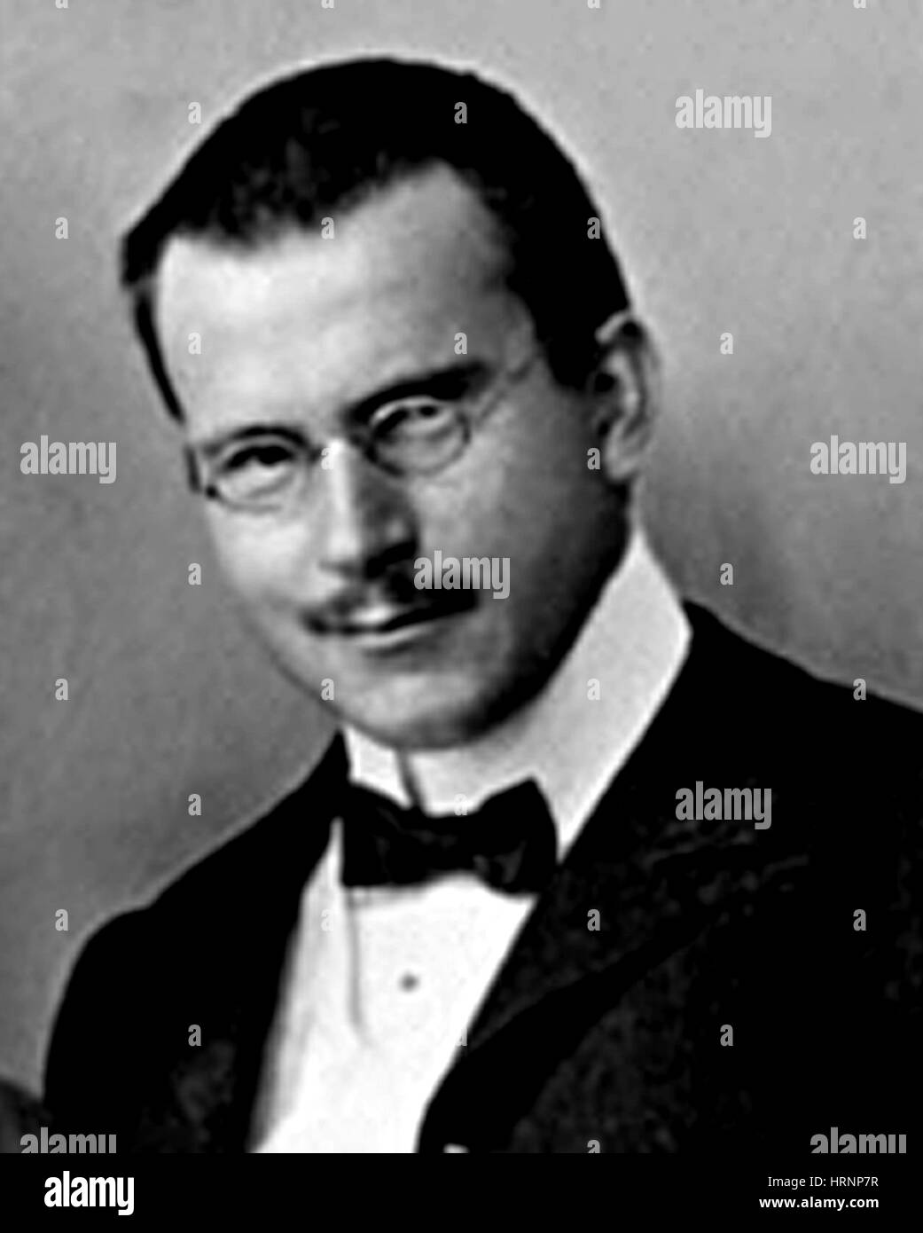Carl Jung, Swiss Psychiatrist, Founder of Analytical Psychology - Stock Image
