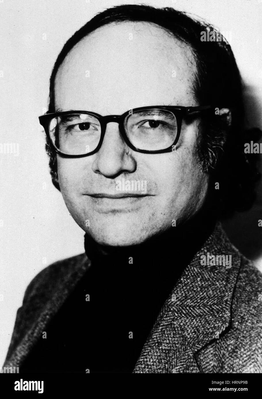 Walter Gilbert, American Biochemist - Stock Image