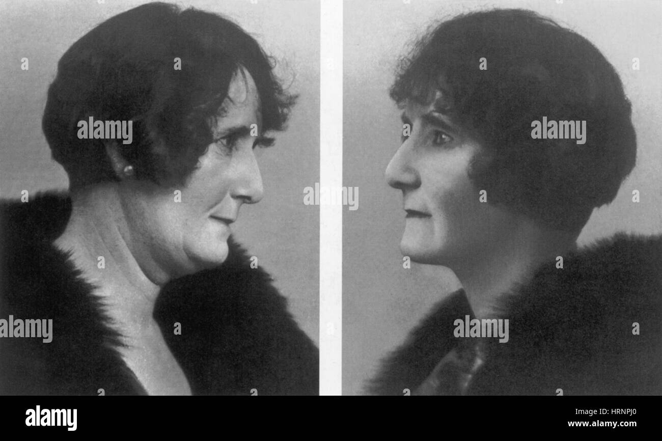 Facelift, c. 1920s - Stock Image
