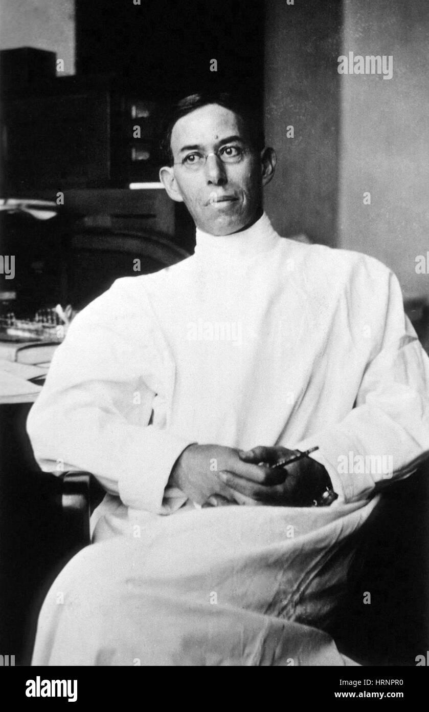 Joseph Erlanger, American Physiologist Stock Photo - Alamy