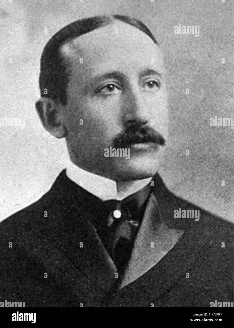 James Stephen Ewing, American Pathologist - Stock Image