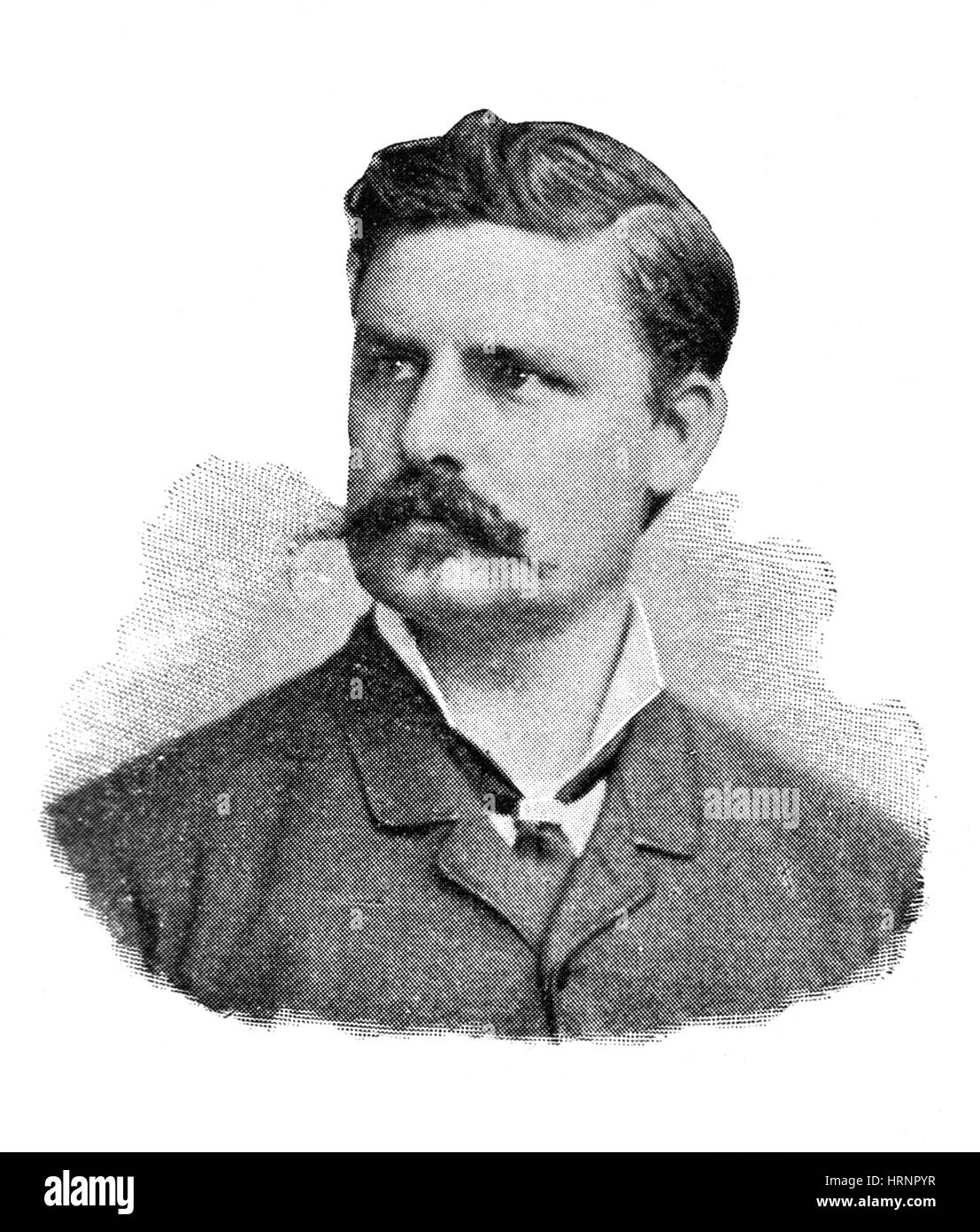 Adolf Eugen Fick, German Physiologist Stock Photo