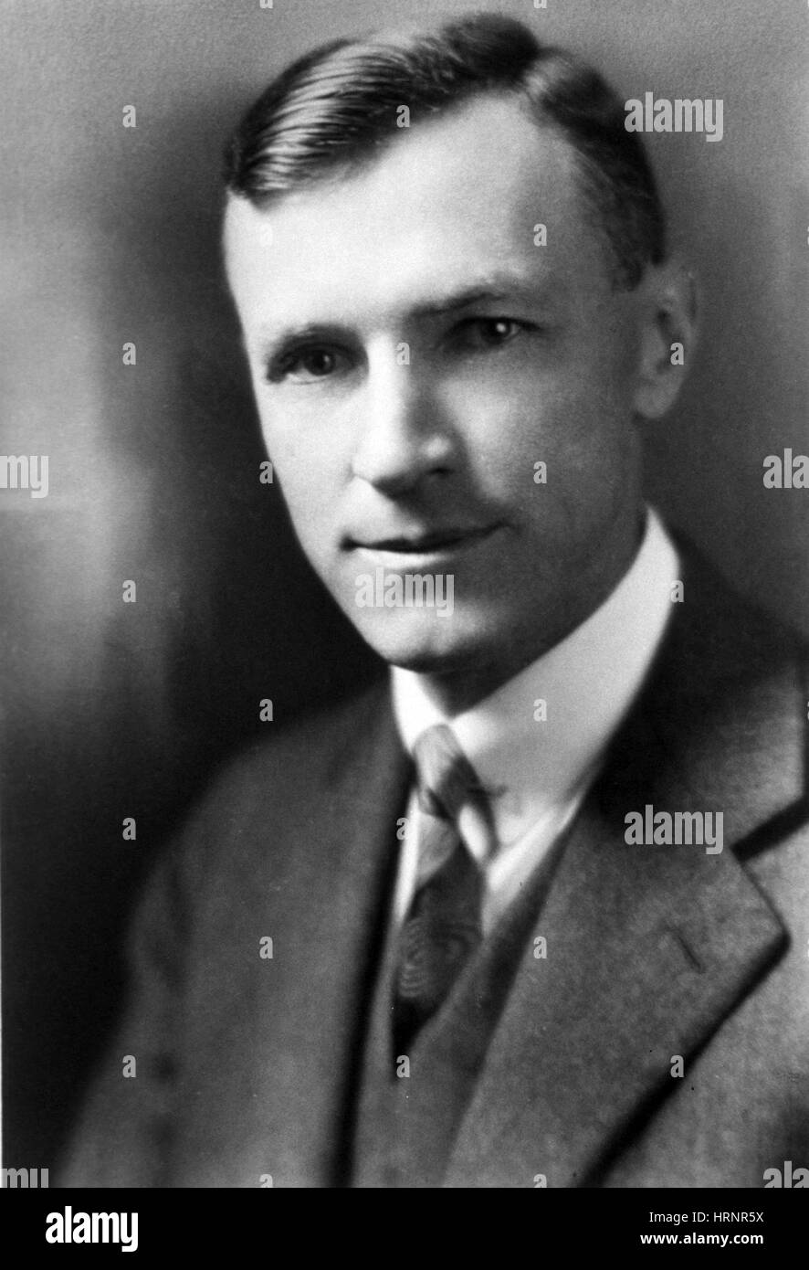 William Murphy, American Medical Researcher - Stock Image