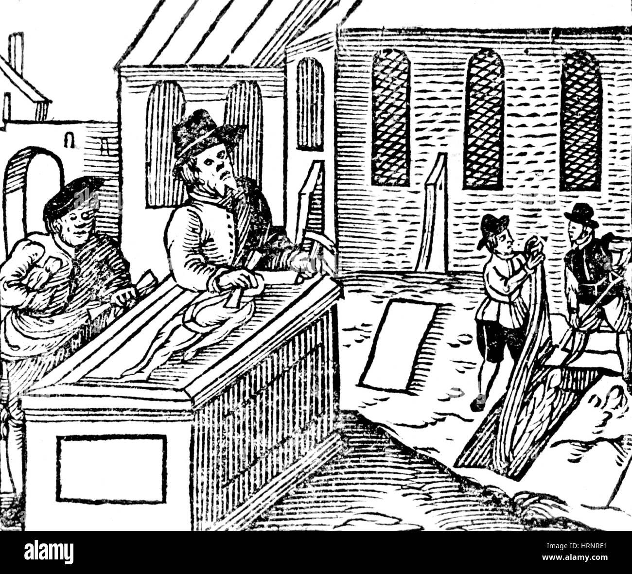 Body Snatching, 1628 Stock Photo - Alamy