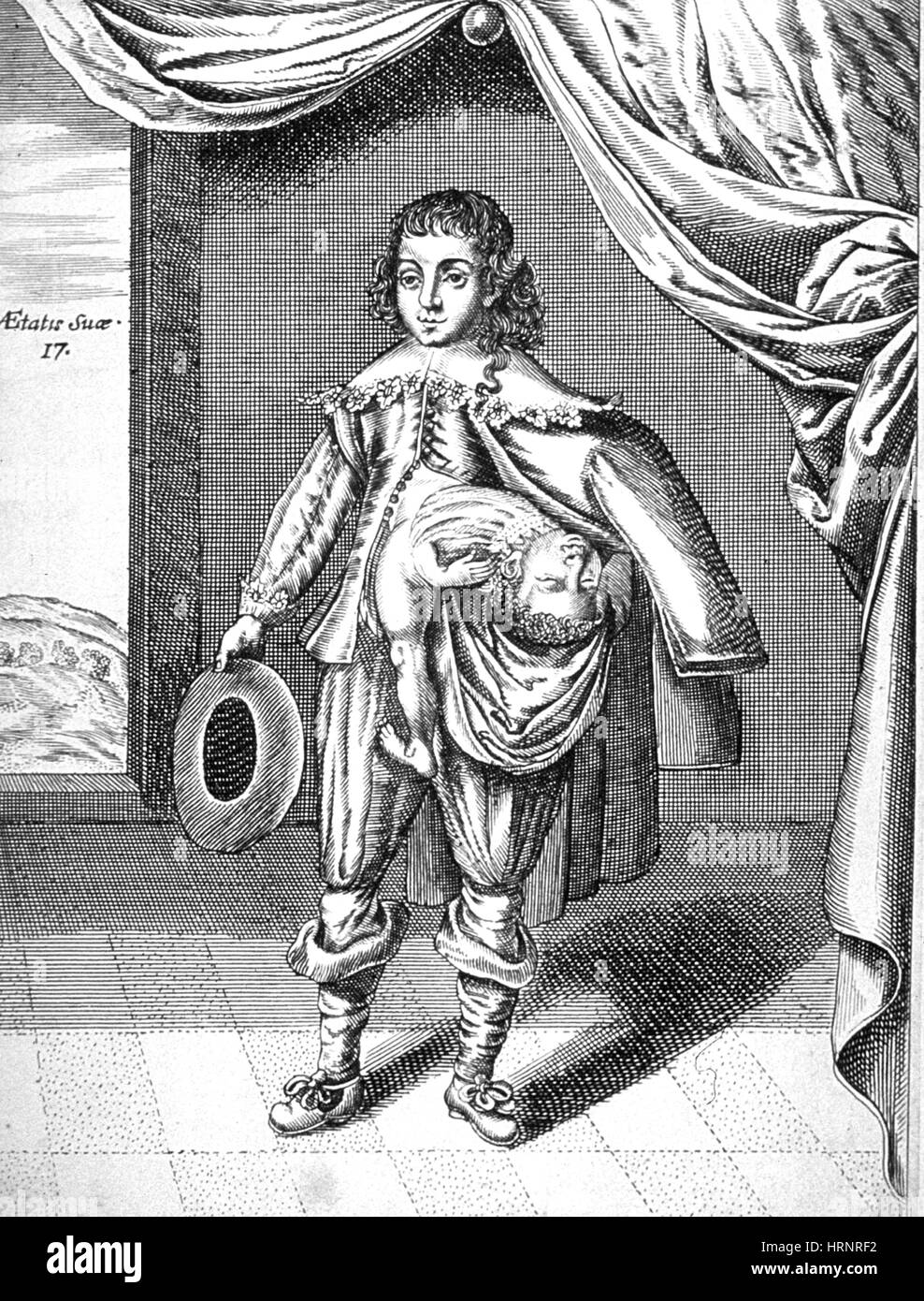 Parasitic Twin, 1686