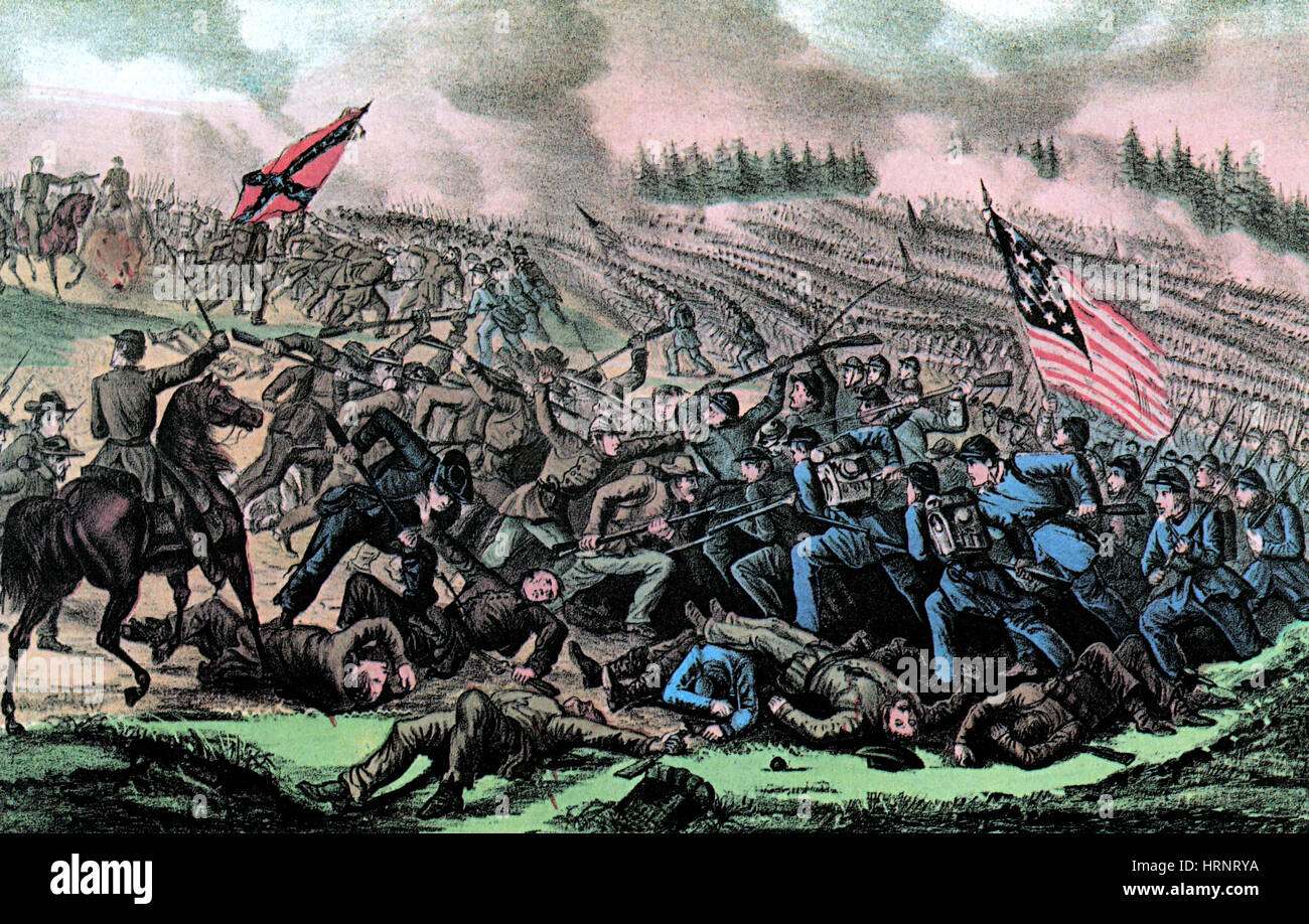 The Siege of Petersburg, a nine-month campaign of trench