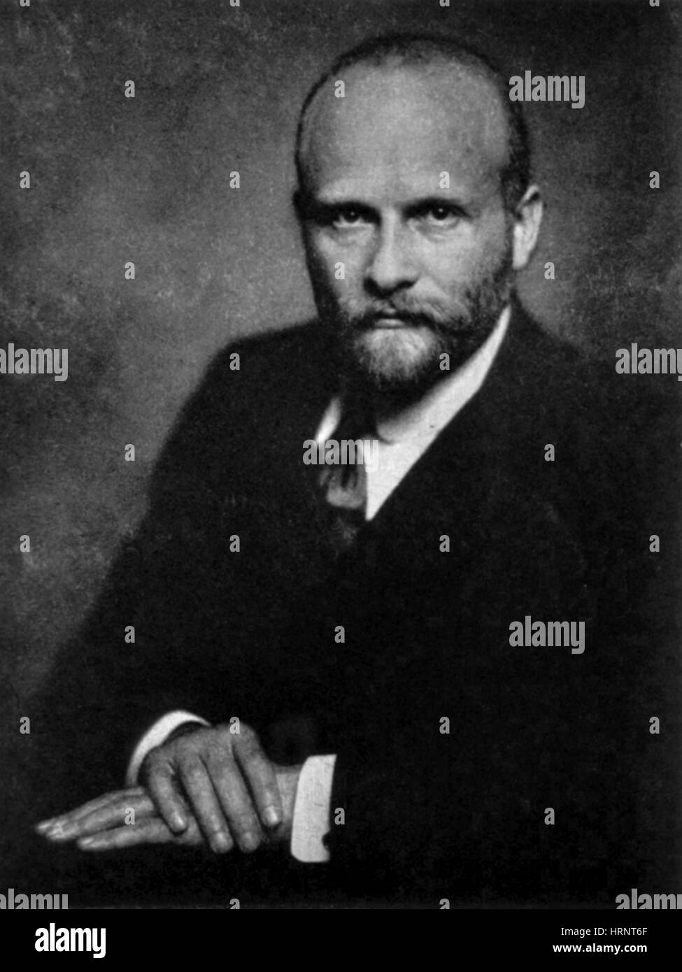 RÌ_bert BÌÁrÌÁny, Austro-Hungarian Otologist - Stock Image