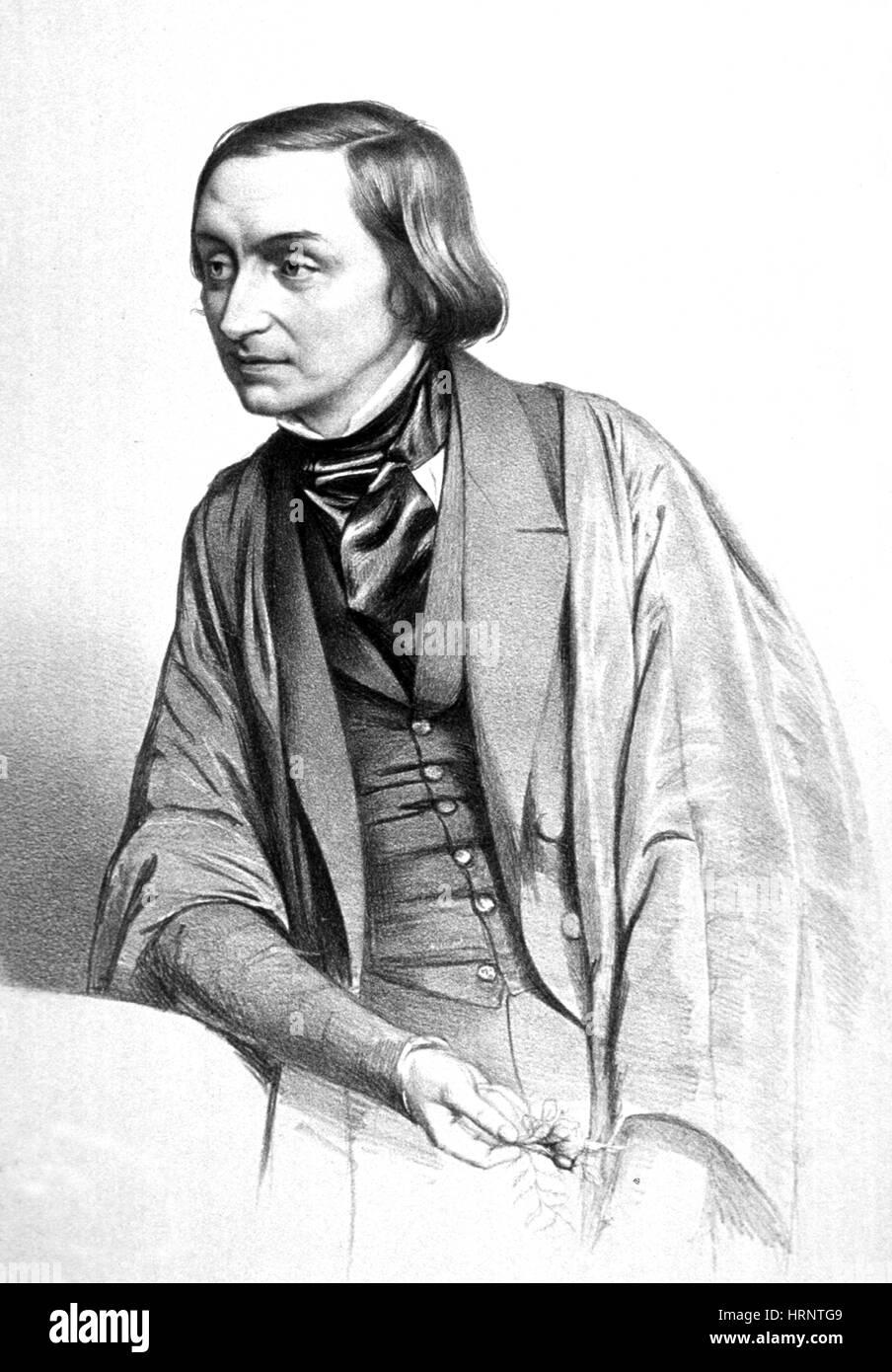 Edward Forbes, Manx Naturalist - Stock Image