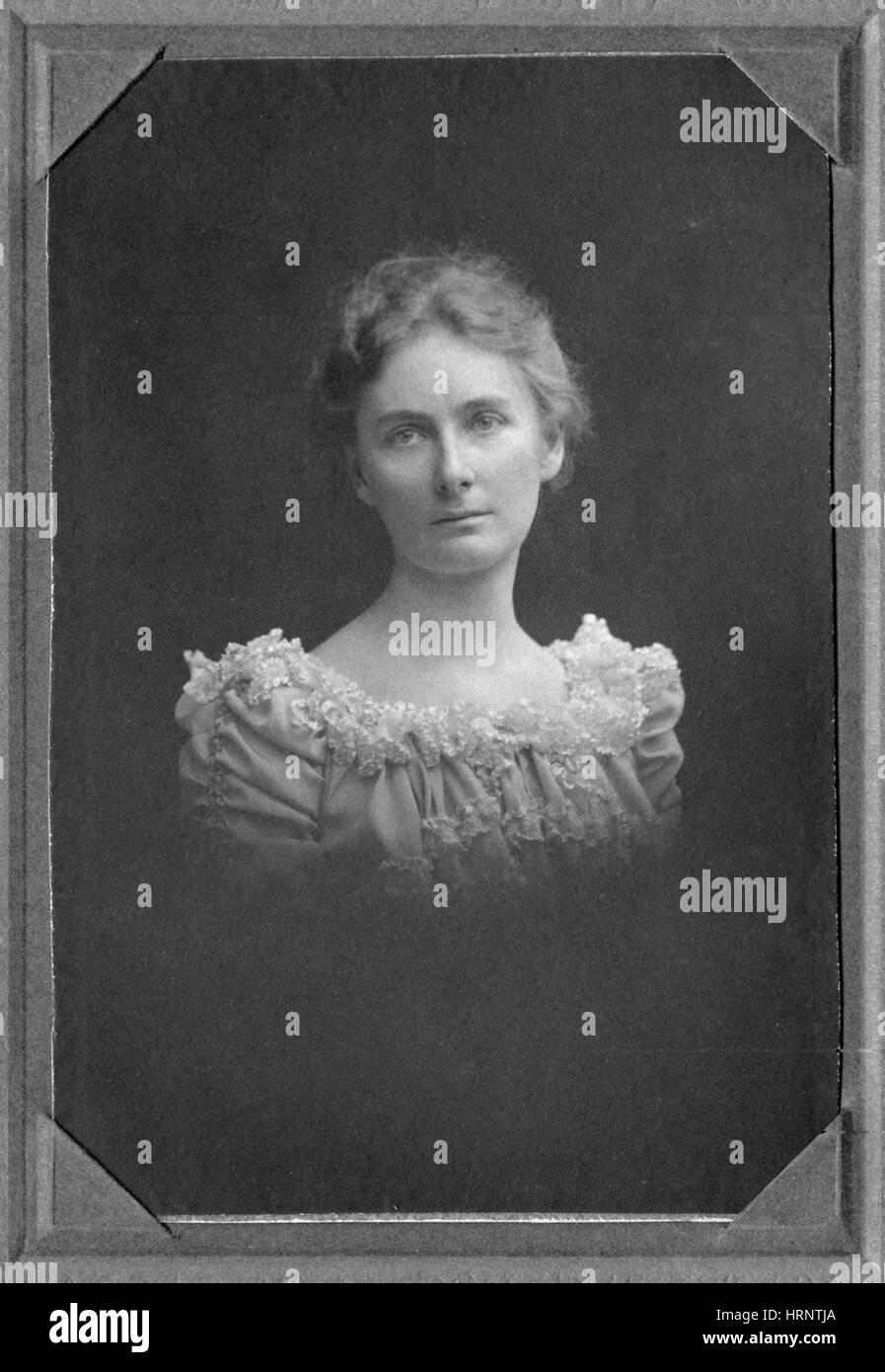 Florence Bascom, American Geologist - Stock Image