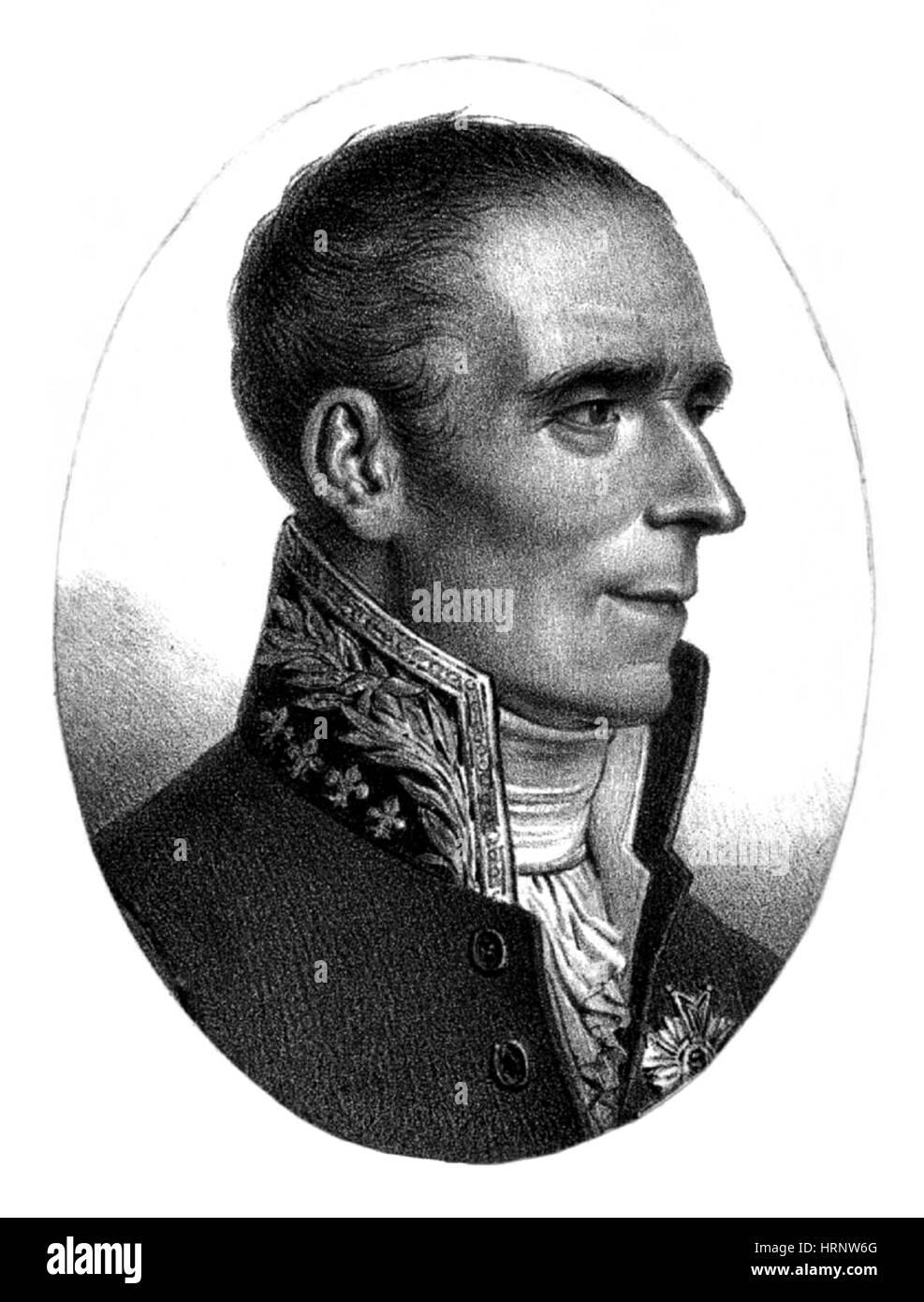 Pierre-Simon Laplace, French Polymath - Stock Image