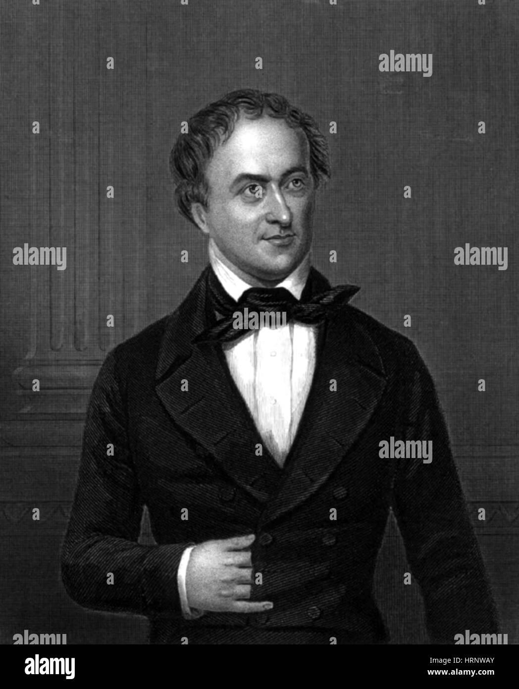 Heinrich Rose, German Analytical Chemist - Stock Image