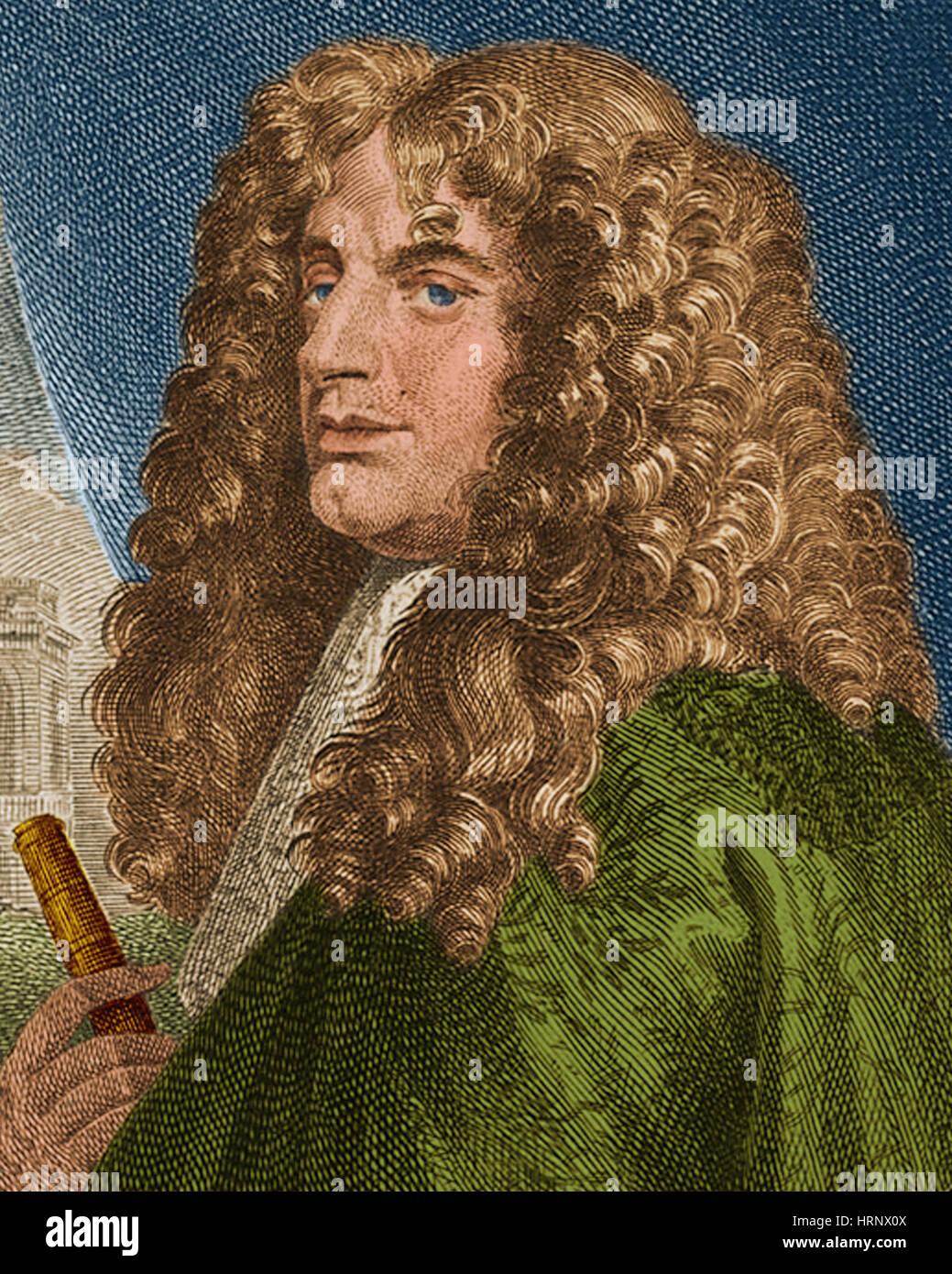 Giovanni Cassini, Italian-Fren...