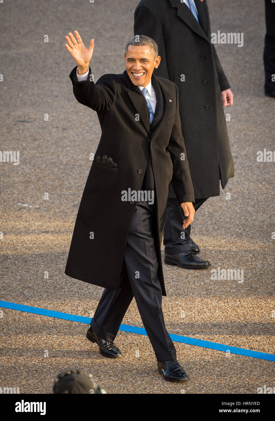 Barack Obama - Stock Image