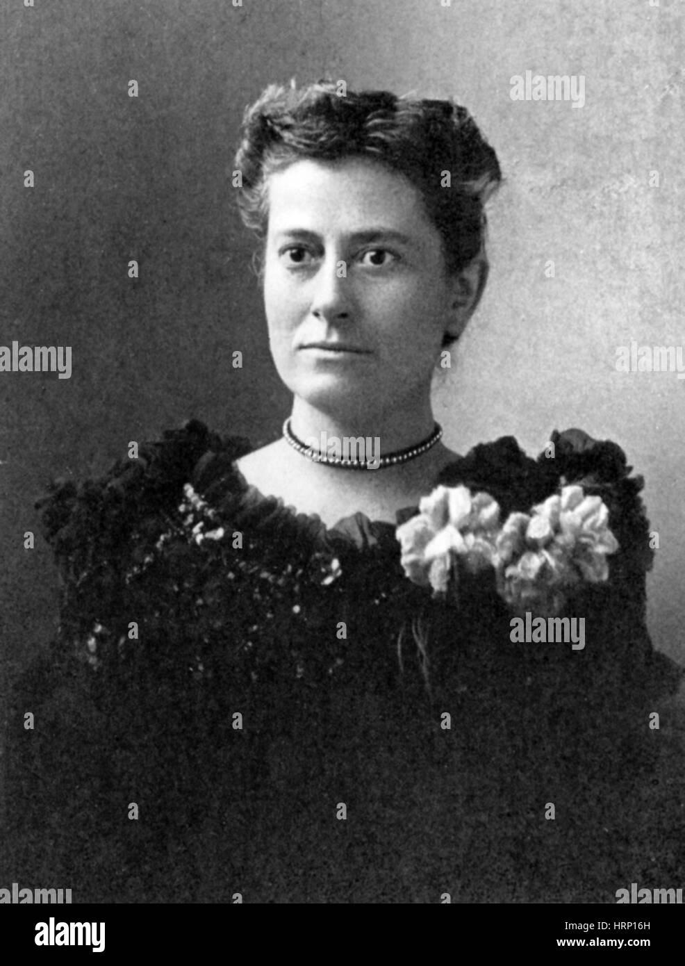 Williamina Fleming, Scottish-American Astronomer - Stock Image