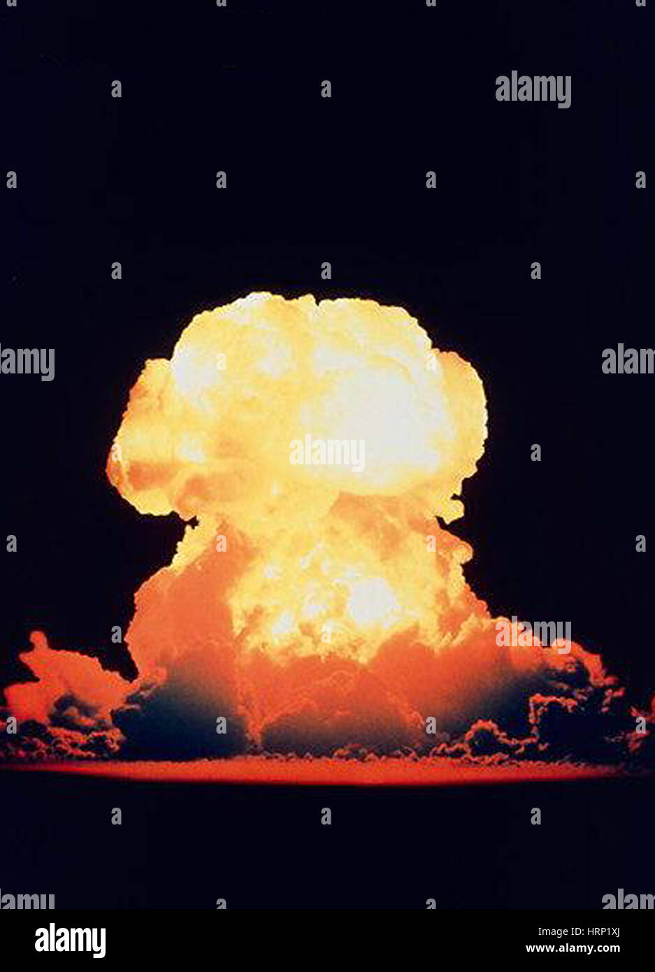 Operation Redwing, Atomic Bomb Test, 1956 - Stock Image