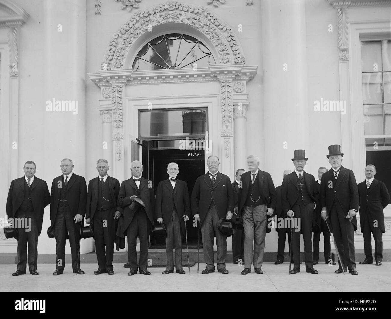 United States Supreme Court Justices, 1924 - Stock Image