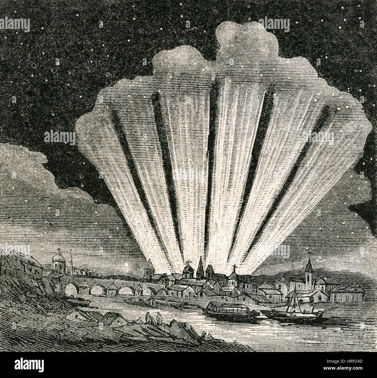 Great Comet of 1744