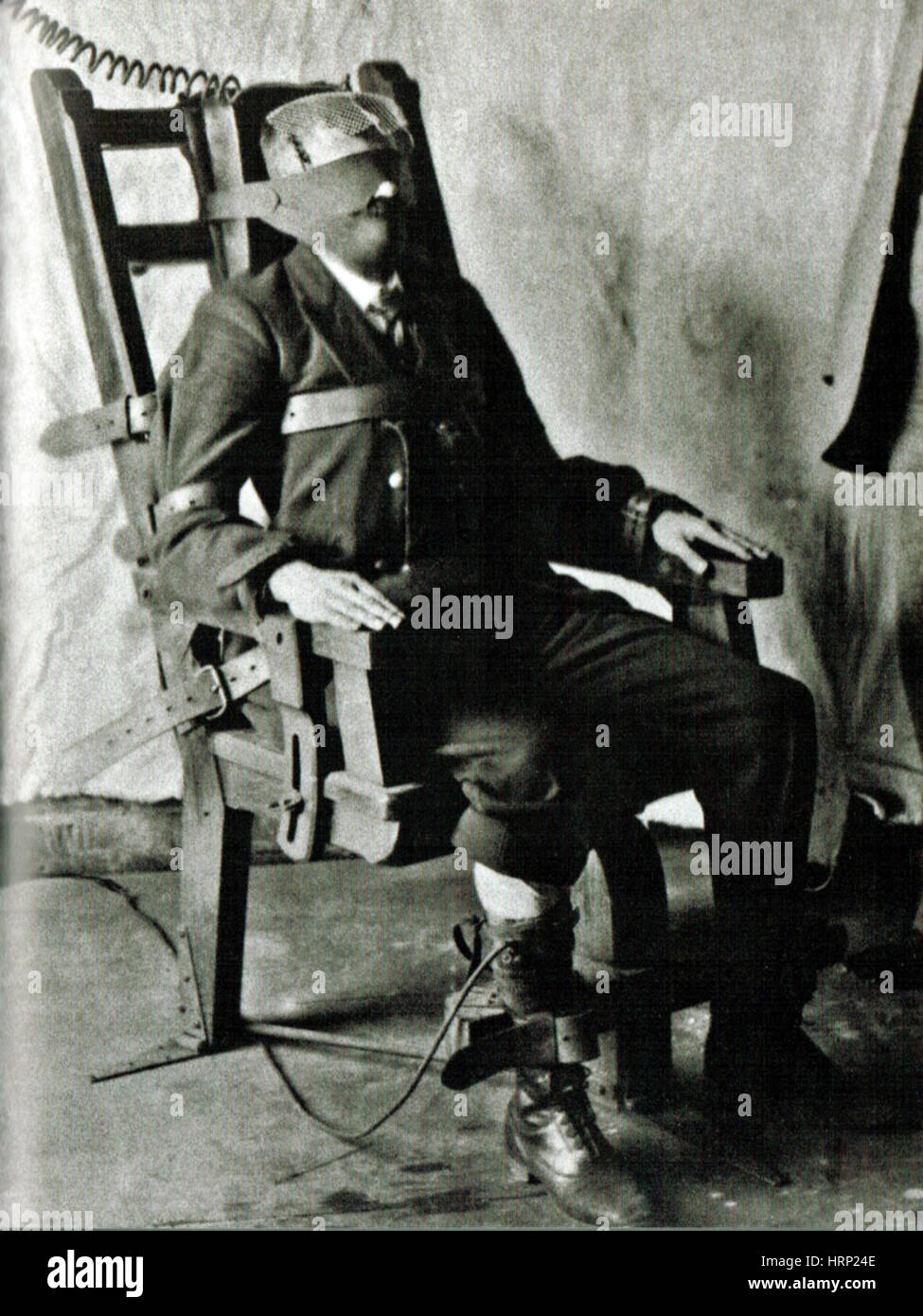 Electric Chair Execution High Resolution Stock Photography And Images Alamy
